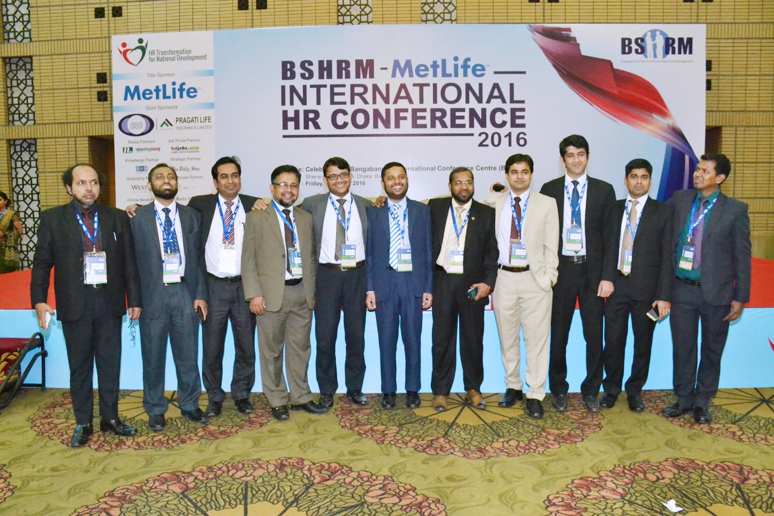 BSHRM - Bangladesh Society For Human Resources Management